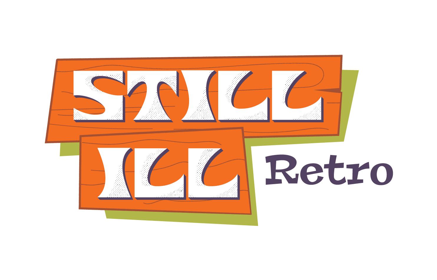 Still Ill Retro Logo