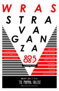 WRAStravaganza Poster
